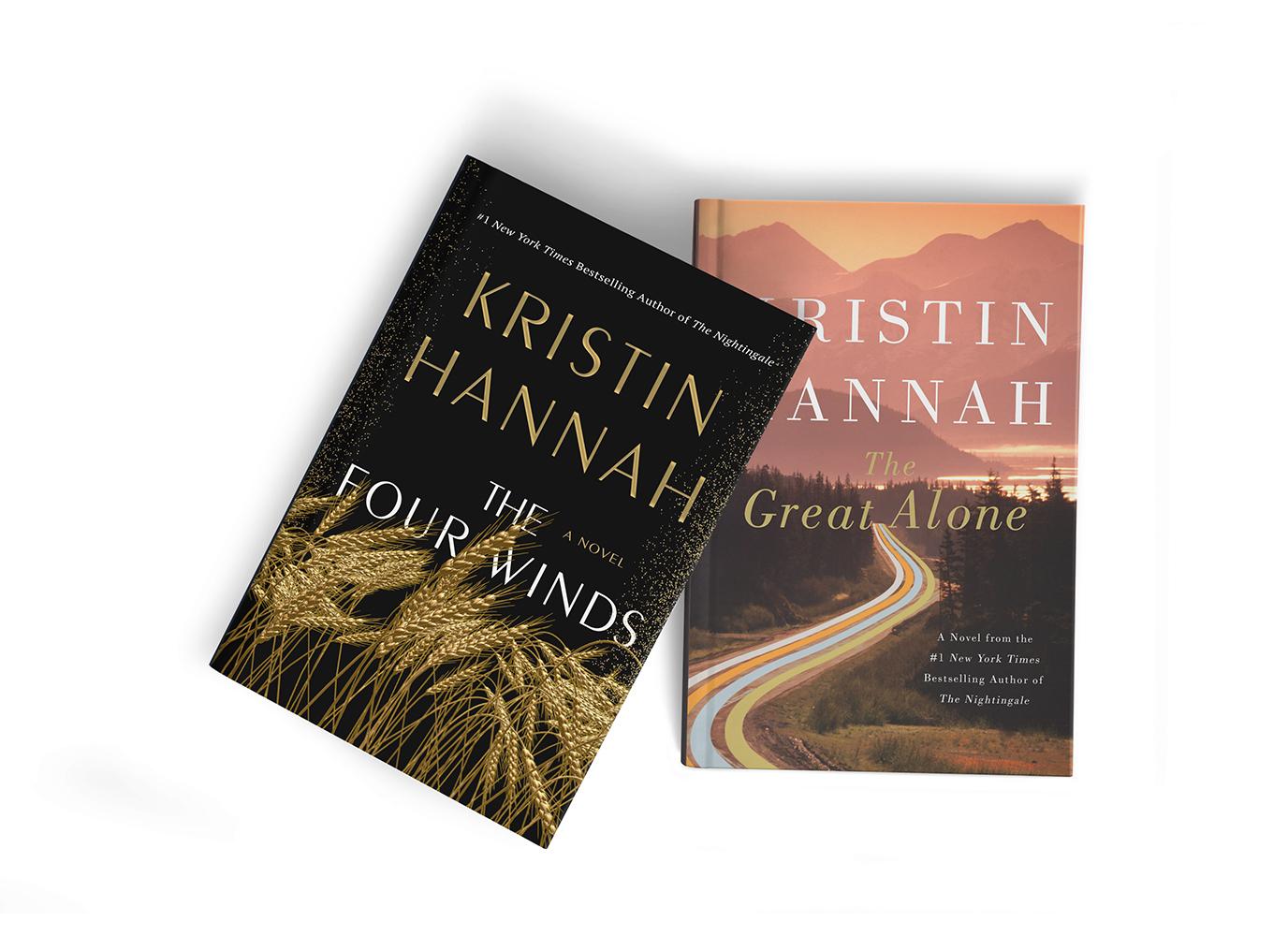 Два романи Крістін Ганни вийдуть у видавництві «Рідна мова»