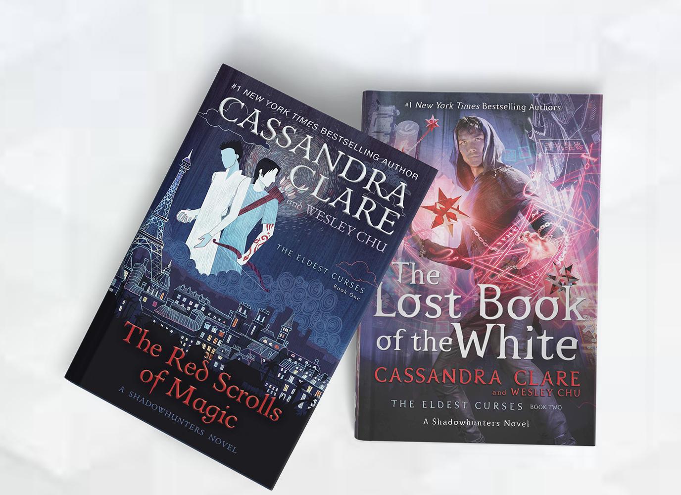 «Найдревніші прокляття» Кассандри Клер вийдуть восени