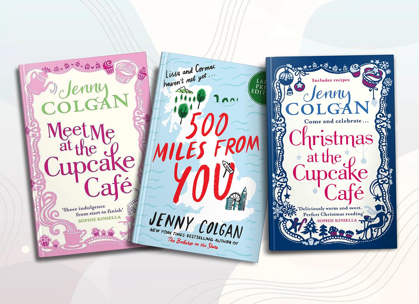 Три книжки Дженні Колґан побачать світ українською